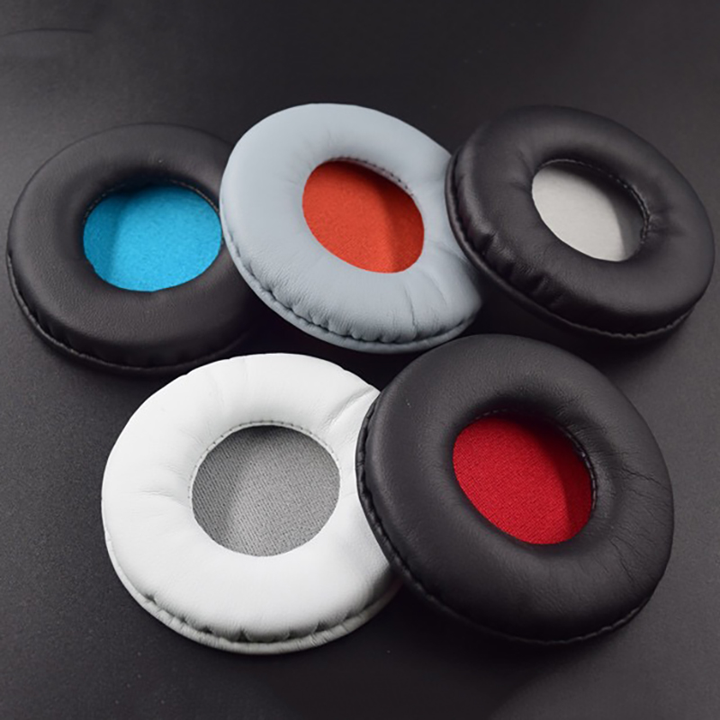 Replacement Earp ads Headphone EarPads For <font><b>SONY</b></font> <font><b>MDR</b></font>-<font><b>ZX660</b></font> <font><b>MDR</b></font>-ZX600 <font><b>MDR</b></font> ZX600 <font><b>ZX660</b></font> Sho 7205 Headphones ear Cushions image