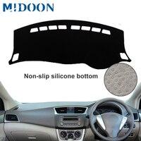 MIDOON For Nissan Bluebird Sylphy Sentra 2013-2018 Car Styling Covers Dashmat Dash Mat Sun Shade Dashboard Cover
