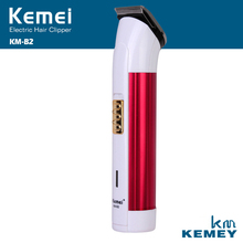 Kemei Electrical Hair Clipper Private Hair Trimmers Scissors New Home Dry Battery Push Shear Styling Instruments For Hair KM-B2