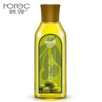 2018 HOREC оливковое масло, питательное для сухой кожи, массаж тела, волосы для лица, увлажняющее средство для макияжа глаз, водный массаж, масло ...