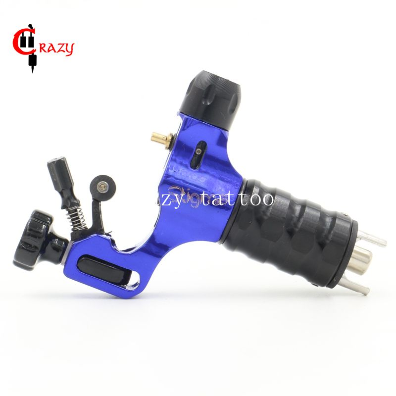 New Rotary Tattoo Machine Blue Stigma Prodigy Style Motor Tattoo Machine Gun For Shader and Liner Tattoo Machine Free Shipping цена