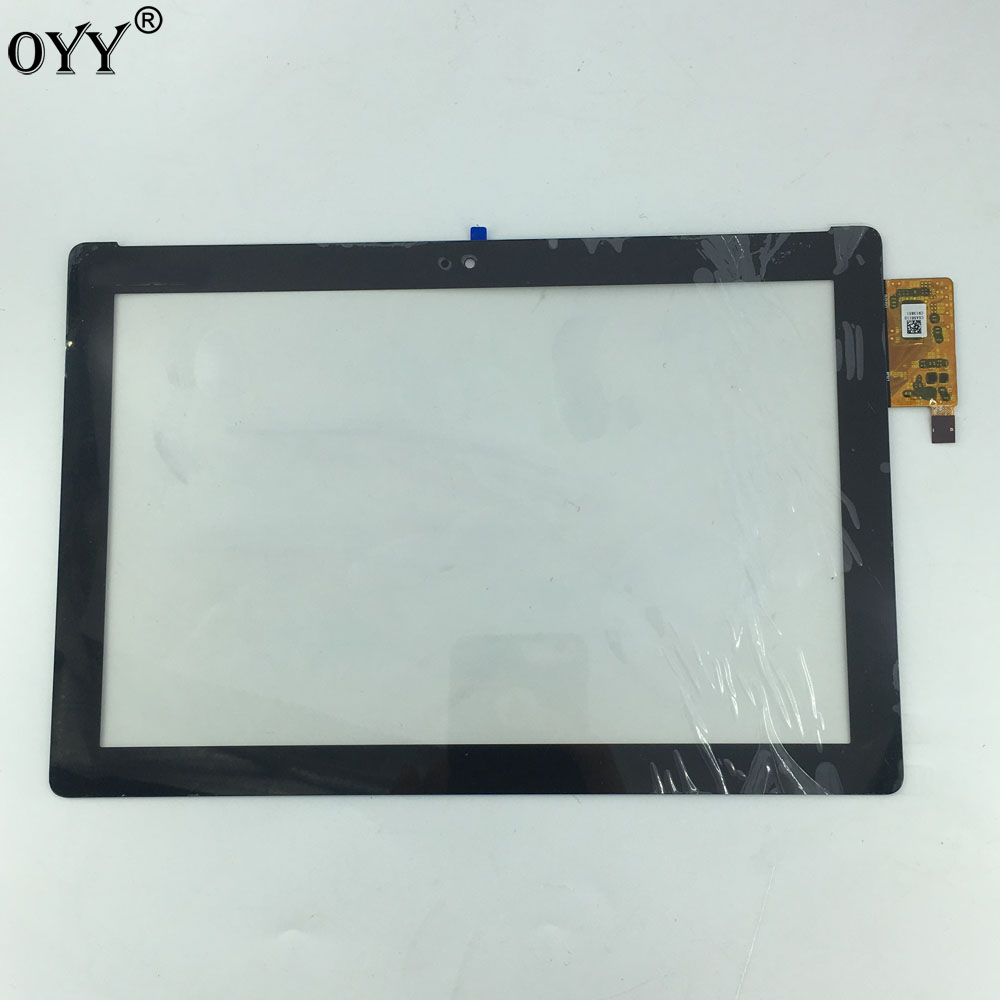 new Touch Screen Digitizer Glass Sensor Panel For For Asus ZenPad 10 Z300 Z300C P023 BLACK new for 5 qumo quest 503 capacitive touch screen touch panel digitizer glass sensor replacement free shipping