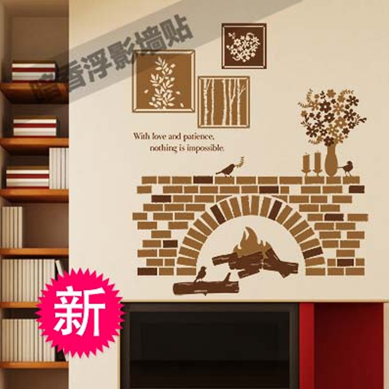 Compare prices on fireplace wall art  online shopping/buy low ...