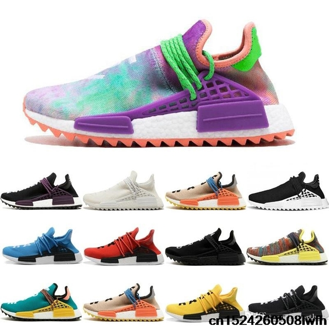 b1bb0b6af1a59 2018 Cheap Wholesale NMD Online Human Race Pharrell Williams X NMD Sports  Running Shoes