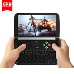 New GPD WIN 2 WIN2 6 Inch Handheld Gaming Laptop Intel Core m3-7Y30 Windows 10 System 8GB RAM 128GB ROM Pocket Mini PC Laptop