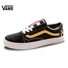 06b05bd09d4 Vans OLDSKOOL Original New Arrival Vans Womens Authentic Lite Low-top  Skateboarding Shoes for Women VN0A3DZ3UHX3 35-39
