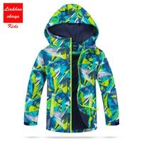2017 Fashion Children S Winter Jackets For Boys Outerwear Polar Fleece Kids Sporty Clothes Waterproof Windproof