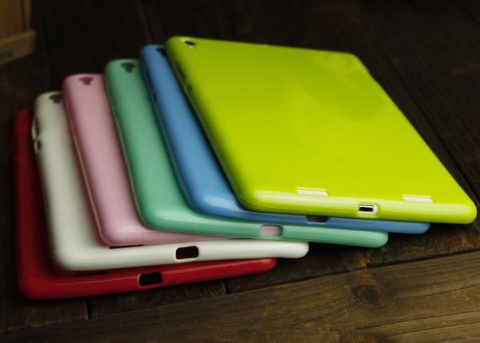 FÖR Xiaomi mi pad 2 mipad 2 mjuk täckväska 7,9 tum solid färg - Reservdelar och tillbehör för mobiltelefoner - Foto 5
