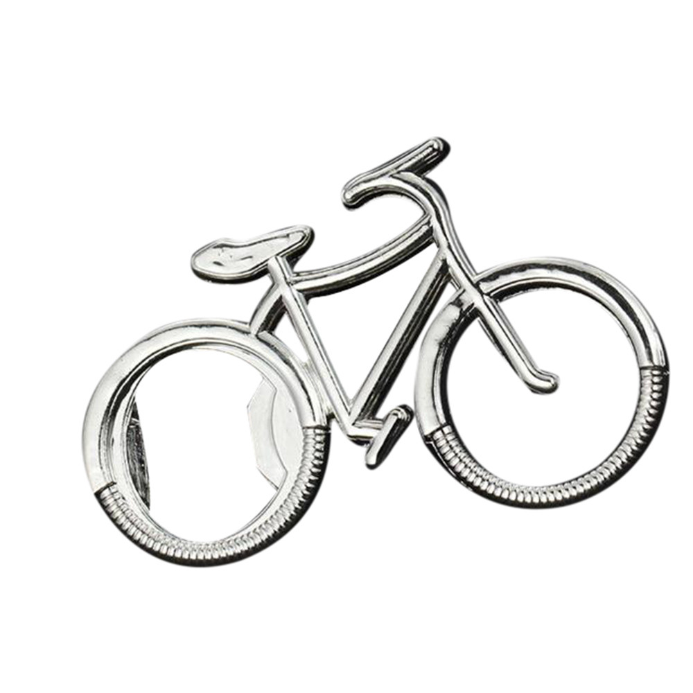 2018 New Beer opener FUN Bicycle Bike Bottle Opener Wedding ...