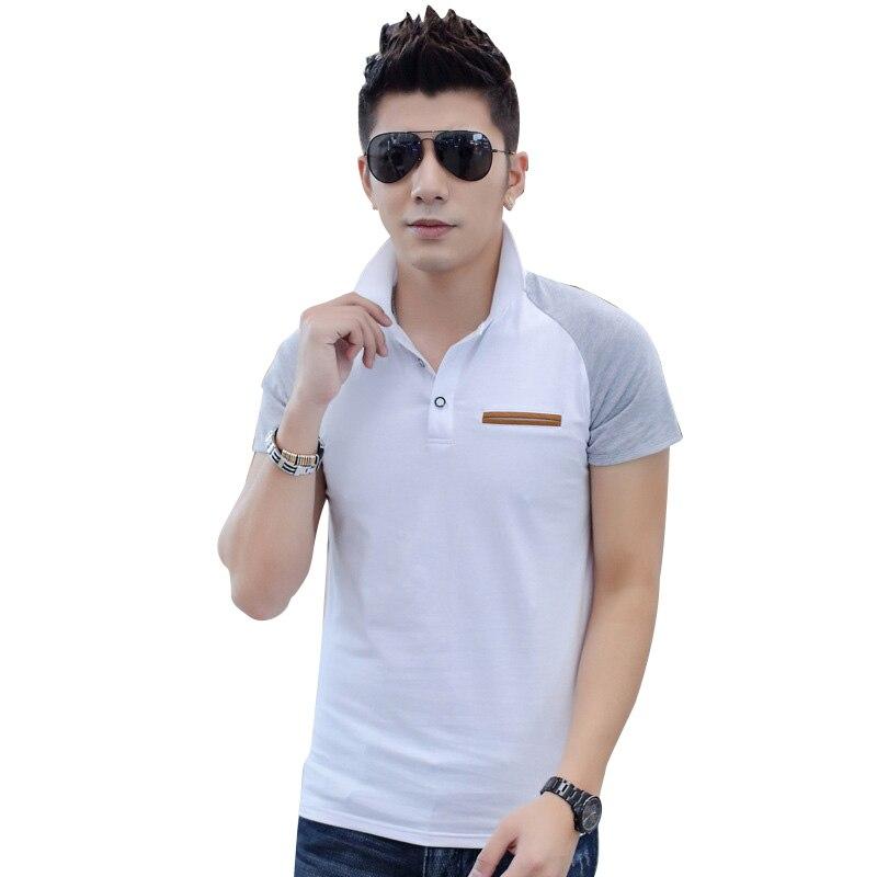 Popular White Collar Tshirt-Buy Cheap White Collar Tshirt lots ...