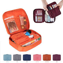 Fashion Travel Cosmetic Makeup Storage Bags Toiletry Case Wash Organizer Storage Pouch Hanging Bag Wholesale