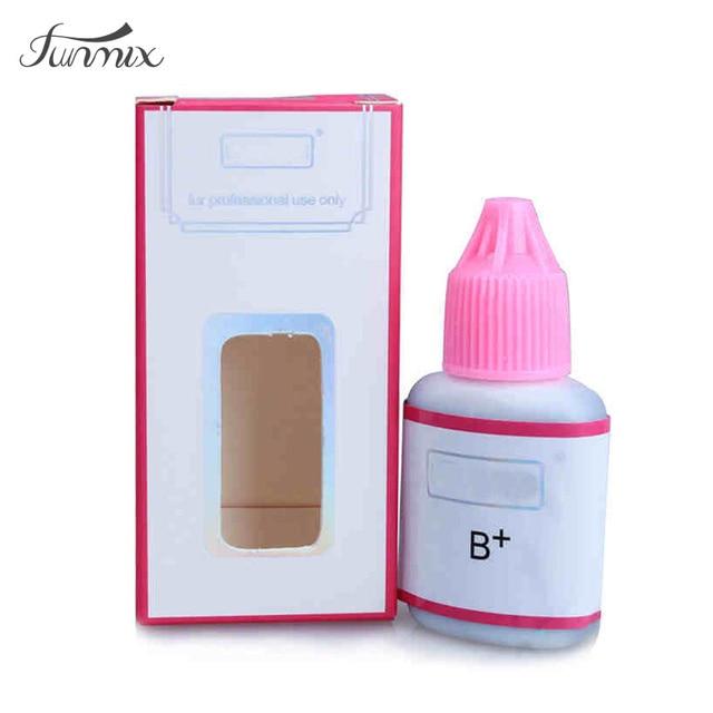 New 10ml Eyelash Extension Glue B+ Fast  Dry No Odor Non Irritation Strong Adhesive Eyelash Glue For Eyelashes Free Ship