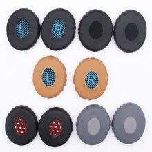 4d4510b0955 De Proteína de cuero de la PU de almohadillas almohadilla para Bose OE2  OE2i auriculares(