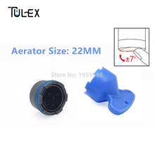 TULEX Faucet Aerator Spout Bubbler Filter Accessories Hide-in Core 22MM Replacement Part W/ DIY Install Tool Special Offer