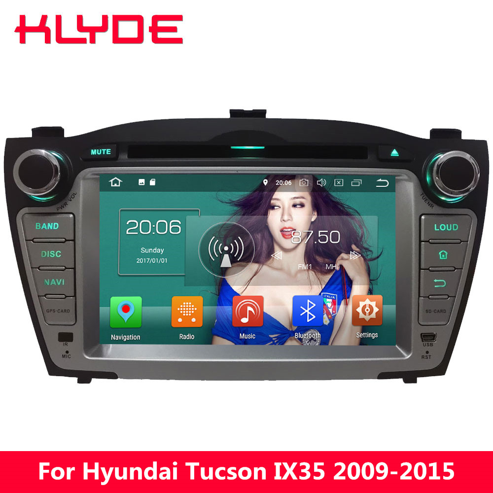 KLYDE 7 4G WIFI Android 8 0 Octa Core PX5 4GB RAM 32GB ROM Car DVD