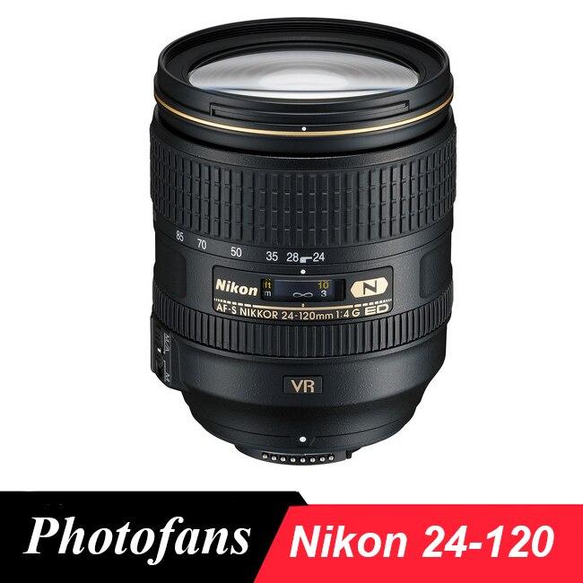 Nikon 24-120 AF-S 24-120mm f/4G ED VR NIKKOR FX Format Lens for Nikon D700 D600 D610 D800 D810 D750 D3 D4