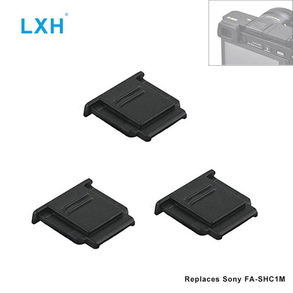 Lxh Digital camera Sizzling Shoe Cowl Sizzling Shoe Protector Cap For Sony A9 A7 A7R A7Rii A7Ii A3500 A6000 Nex Rx10Iii Change Sony Fa-Shc1M
