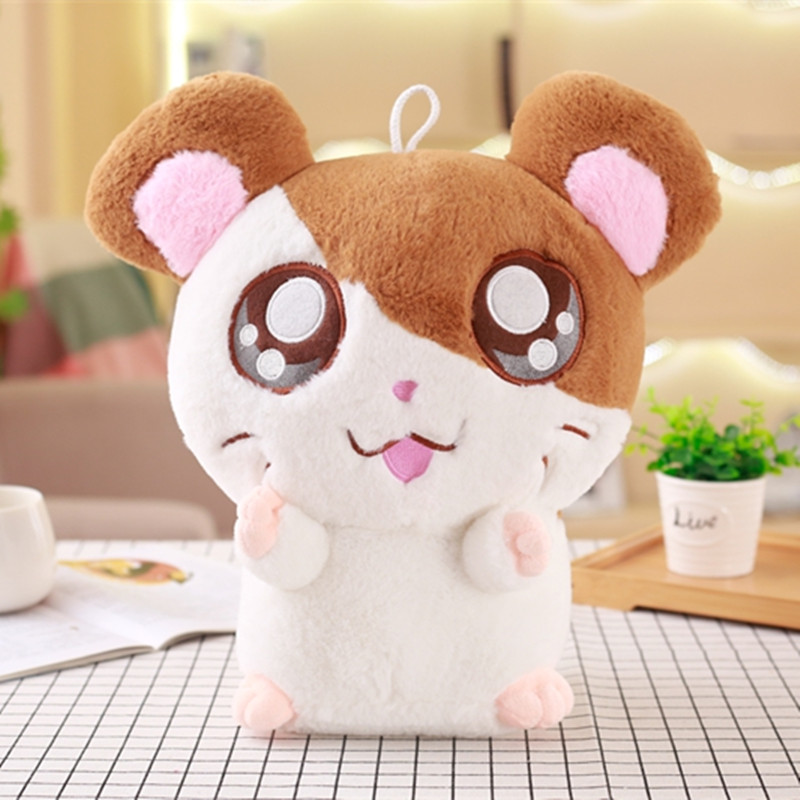 Stuffed e Plush Animais hamtaro boneca kawaii presente de Marca : Miaoowa