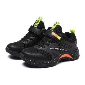 Image 3 - Extérieur doux antidérapant enfants chaussures de course été respirant maille enfants baskets mode décontracté garçons chaussures taille 28 40