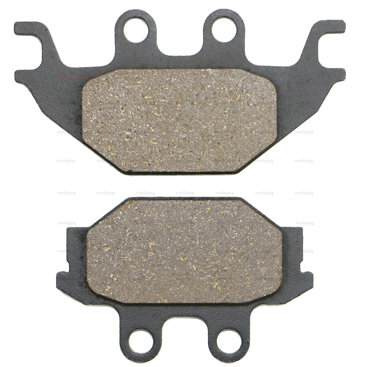 Brake Pads Set fit ADLY Canyon 280 Quad 500 Flat (09-11) Conquest 600 (11) Cross Road 220 S Boost 300 Hurricane 320 Flat (09) ...