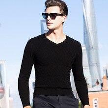 96.3% кашемир толстый свитер Для мужчин брендовая одежда Для мужчин S Свитеры для женщин Повседневная рубашка шерстяной пуловер Для мужчин тянуть v-образным вырезом