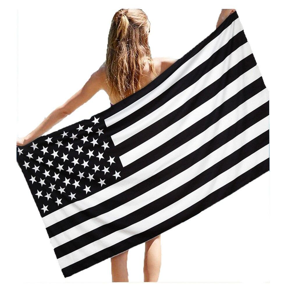 aliexpress com buy 2017 new beach towel usa flag uk flag new