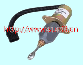 цена на Wholesale 3970416 replacement for DIESEL SHUTOFF SOLENOID 6CT ,free shipping,24V