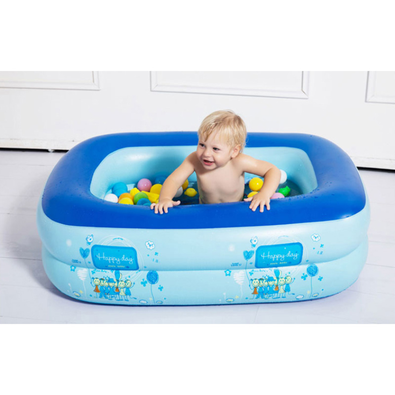fe4b7a86f69b US $29.23 39% OFF|Inflatable Baby Swimming Pool Eco friendly PVC Portable  Children Bath Tub Kids Mini playground 110X80X30cm-in Swimming Pool from ...