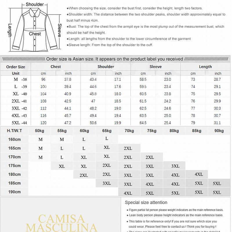 Sergio K Camisa Keine Tasche Hemd Männlich grundlegender solide männer kleid shirts qualität slim fit langarm ohne Männlichen Hemd dudalina