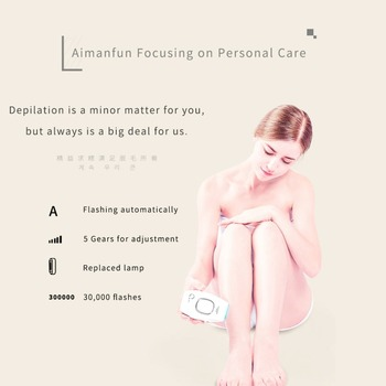 Professional Permanent IPL Laser Epilator Body Hair Removal Photo Women Painless Threading Machine Electric Device 1