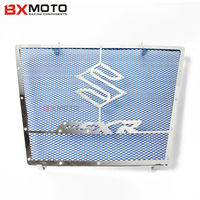 Motorcycle CNC Aluminum Radiator Grille Guard Cover Protector For Suzuki GSXR 600 750 2006 2012