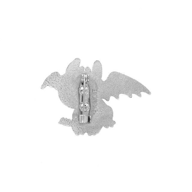 Брошка Беззубик Как приручить дракона 1