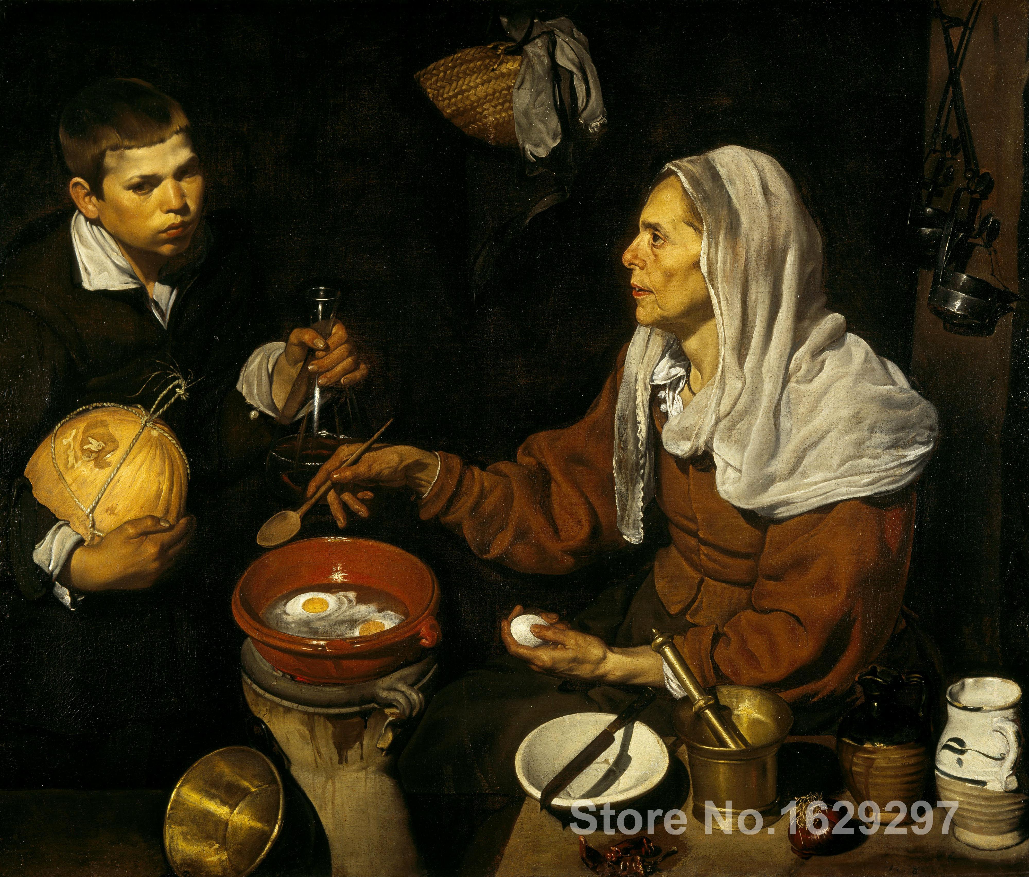 Старые женщины в живописи фото 549-669