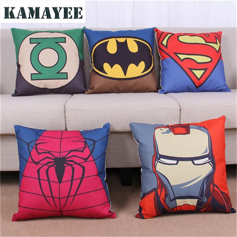 Marvel Spiderman Abstract Kids Rug For Boys Superhero Character Bedroom 60x60cm