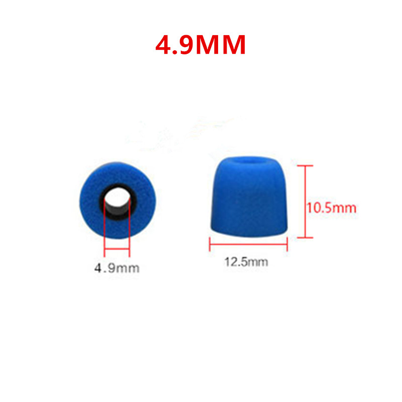 Image 2 - Best selling 3 Pair/Set Universal Memory Foam Earbuds T400 Ear tips for In Ear Earphone Soft and Easy to Replace New-in Earphone Accessories from Consumer Electronics