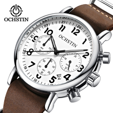 OCHSTIN Fashion Chronograph Sport Mens Watches Top Brand Luxury Quartz Watch Reloj Hombre 2017 Clock Male
