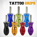 "7pcs 25mm 1"" Aluminum Alloy Tattoo Machine Grips With Back Stem Supply"