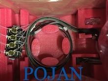60INCH Designjet L25500  Ink Tubes system CH956-67040 CQ869-67072 V2 CAL SRK TC SERV 60inch INK TUBES  +Trailing Cable