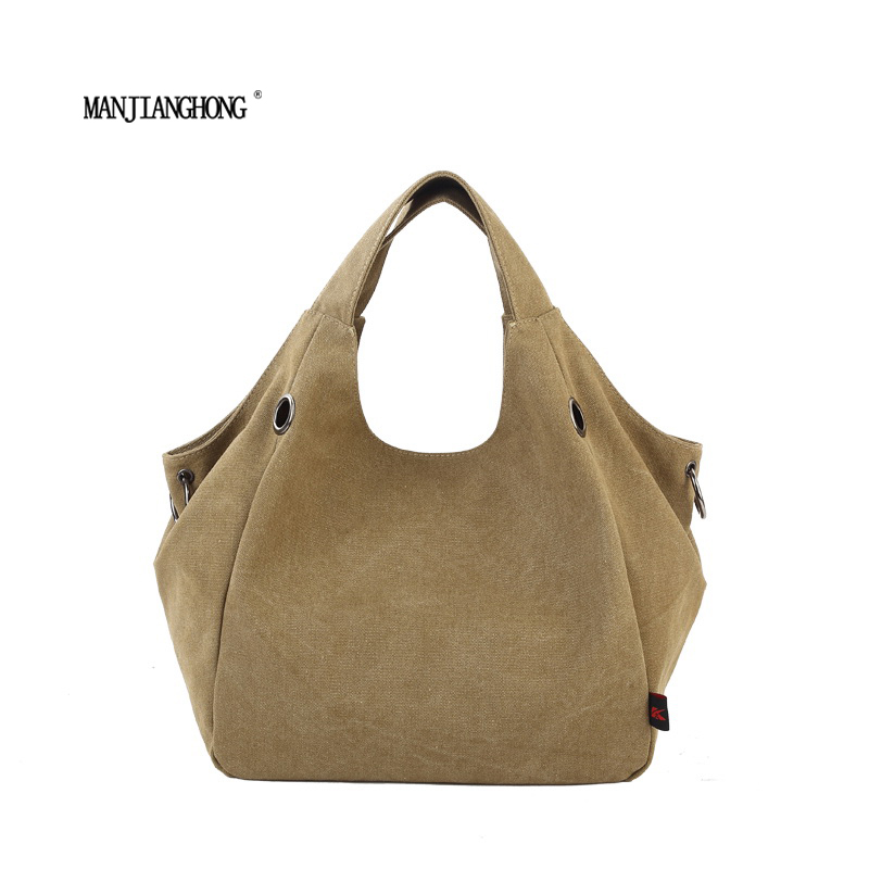 Luxury Handbags New Fashion Canvas Big Women Bags High Quality Hobo Messenger Bags Famous Top-Handle Bags 2017 Brand Ladies Sac hot sale 2016 france popular top handle bags women shoulder bags famous brand new stone handbags champagne silver hobo bag b075