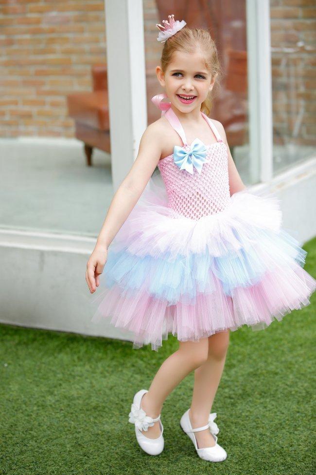 Princess Tutu Fairy Dress Photo Props Little girls Tutu Dress for Birthday Party Baby Girl Fairy Princess Tutu Dresses TT052K светильники trousselier абажур princess fairy 34х22 см