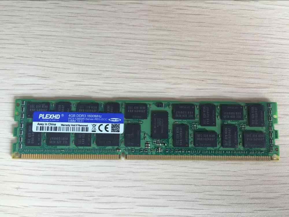 PLEXHD X79 Turbo motherboard LGA2011 ATX combos E5 2660 C2 (4pcs x 4GB) 16GB 1600Mhz PC3 12800R PCI-E NVME M.2 SSD USB3.0 SATA3