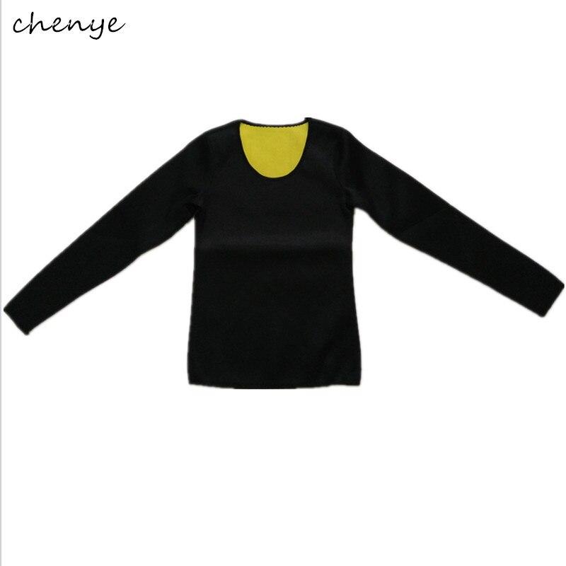 98a0b55287 Hot Body Shapers Long sleeve waist trainer shirt Hot Shapers Stretch  Neoprene Slimming Vest Body Shaper ...