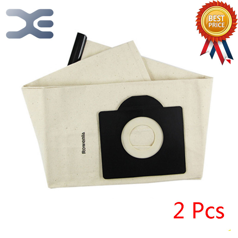 2Pcs High Quality Vacuum Cleaner Accessories Dust Bag Dust Collection Garbage Bag ZR814 / RU101 / RB880 50pcs high quality vacuum cleaner accessories dust bag dust garbage paper bag zr814 ru100 rb880 820