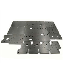 Funssor Workbee CNC алюминиевая пластина наборы CLead с винтом) для Workbee CNC части маршрутизатора