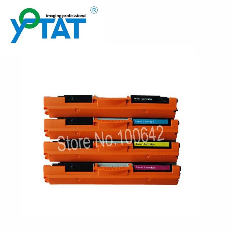 Compatible color toner cartridge CRG129 CRG329 CRG729 for Canon LBP 7010C LBP 7018C