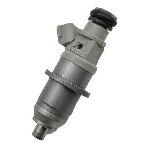 Image 5 - 4 יח\חבילה דלק מזרק זרבובית E7T05074 (M 1.81) DIM1070G E7T05074 עבור מיצובישי פאג רו III 3.5GDI
