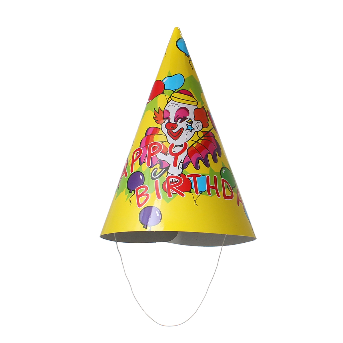 Online buy wholesale clown hat pattern from china clown for Clown hat template