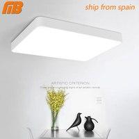 [MingBen] Luci di soffitto Lampade Moderne Per Soggiorno 24 W 32 W 64 W Freddo Giorno bianco Bianco Caldo Bianco 3 in 1 Luce di Soffitto Casa