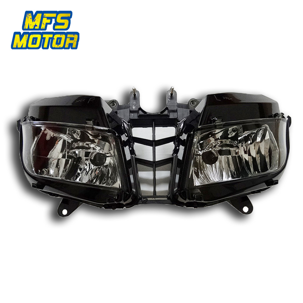 MFS MOTOR Upper holder Stay Fairing Headlight Bracket For Honda CBR600RR 2007-2012