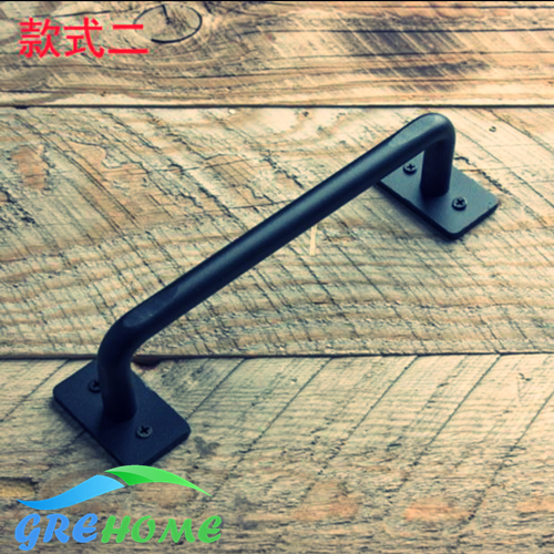 Hot Sale Vintage And Retro Iron Steel Barn Sliding Wooden